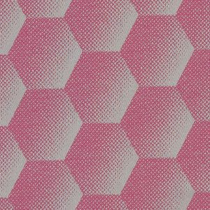 Hexagon Pink